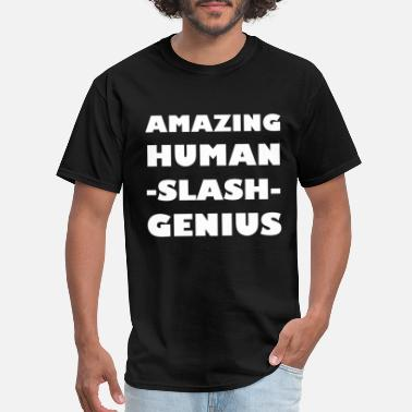 Amazing Amazing Detective/Genius Brooklyn Nine Nine Quotes - Men's T-Shirt