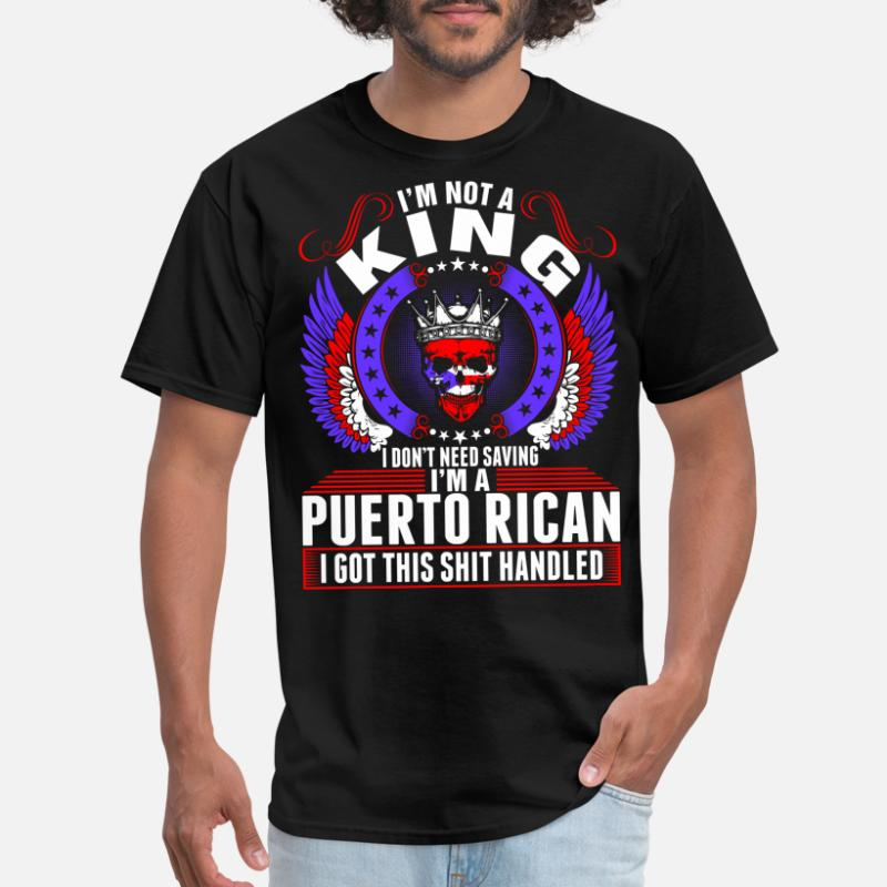 b69f06a7 Shop Puerto Rico T-Shirts online | Spreadshirt