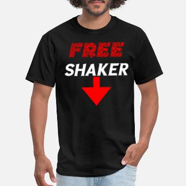 Free Blowjob Free Shaker Arrow Souvenir Gifts - Men's T-Shirt