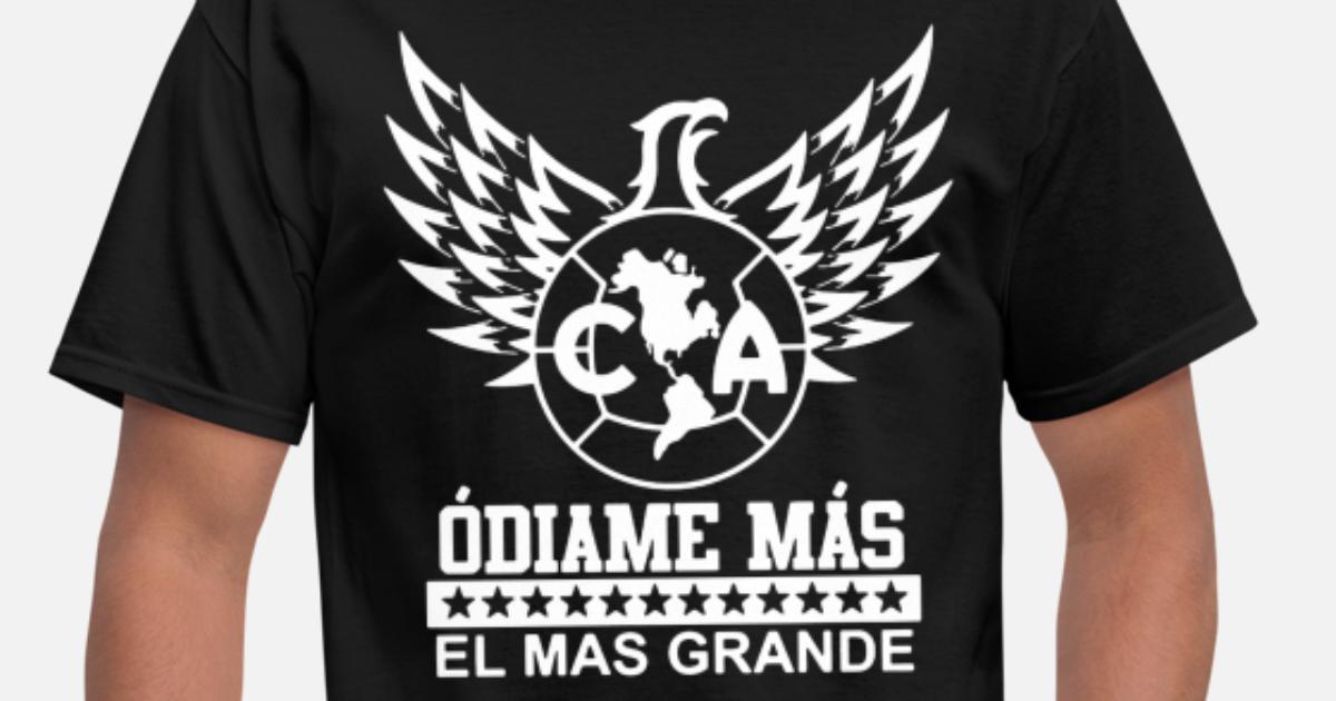 88a8cb29b97 Club America Mexico Aguilas Camiseta Jersey Odiame Men's T-Shirt ...