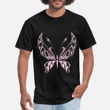 Cool Butterfly Butterfly, insect, motive, cool, children - Men's T-Shirt