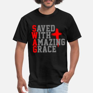 Christian Swag Swag For Christians - Men's T-Shirt