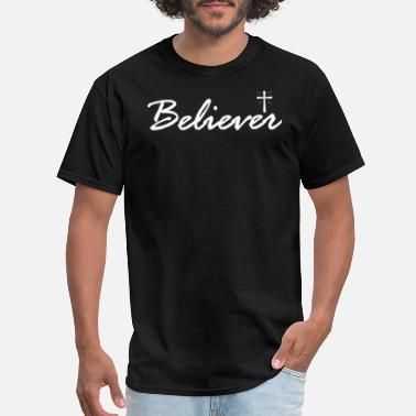 Jesus Loves You Believer Bible Verse Christian Jesus Christ Love - Men's T-Shirt