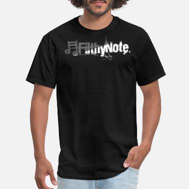 Filthy Swine filthy note - Men's T-Shirt