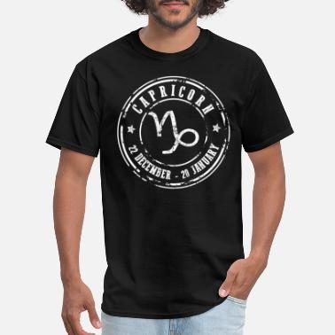 Capricorn Capricorn - Men's T-Shirt