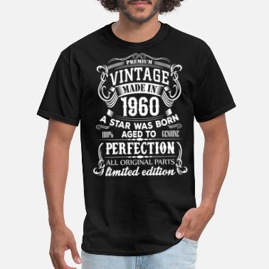 Born Vintage 1960 - Men's T-Shirt