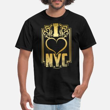 I Love New York New York I love New York gift - Men's T-Shirt