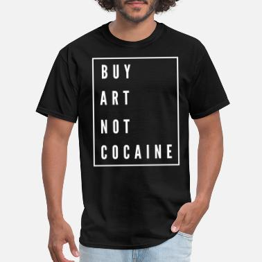 Cocaine Chemistry Cocaine Chemistry Art - Men's T-Shirt