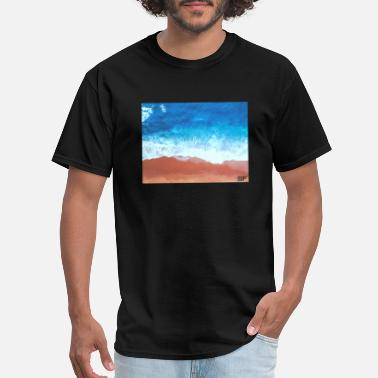 Wave Waves - Men's T-Shirt