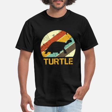Booty Christmas Turtle beach booty Lake - Men's T-Shirt