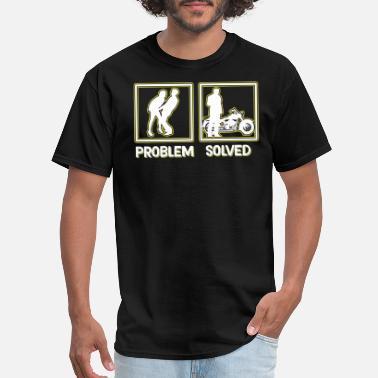 Men/'s Ladies T Shirt Funny Rude Don /'t like me *** Off problème Solved