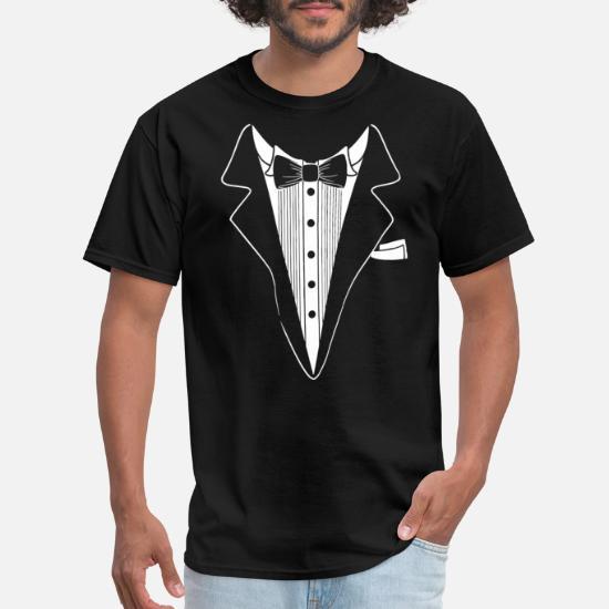 Tuxedo Funny Smart Mens Sweater Sweatshirt Gift Fancy Dress Wedding Suit