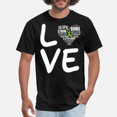 Cerebral Palsy Awareness CEREBRAL PALSY LOVE - Men's T-Shirt