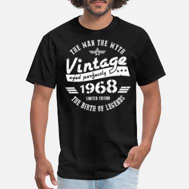 Age 50 50th Birthday Gift For Men 1968 - Men's T-Shirt