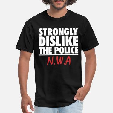 Army Hip Hop CensoredNwa Funny Fck The Police Hip Hop IceCube - Men's T-Shirt