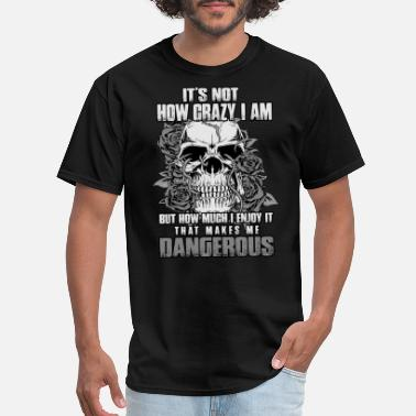 Danger Rocks Dangerous - Men's T-Shirt