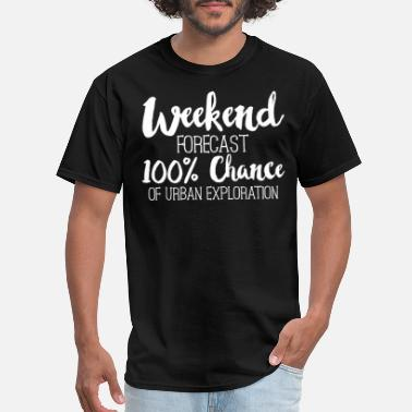 Urban Exploration Urban exploration - Men's T-Shirt
