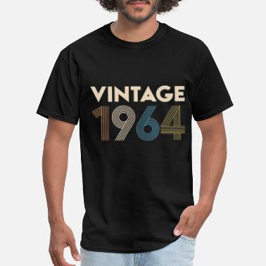 Hop vintage 1964 hip hop - Men's T-Shirt