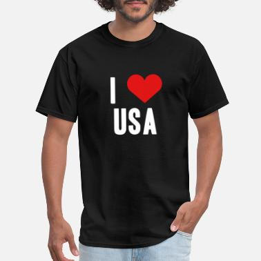 New York Hates You USA America love New York gift idea - Men's T-Shirt