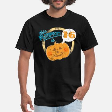 16th Birthday Ideas Halloween Pumpkin