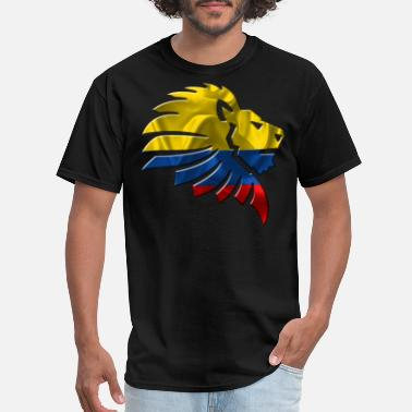 Colombia Designs Colombia - Men's T-Shirt