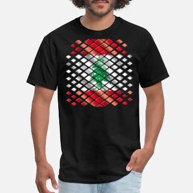 Gift For Lebanon Lebanon - Men's T-Shirt
