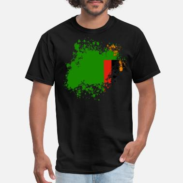 Zambia Designs Zambia - Men's T-Shirt
