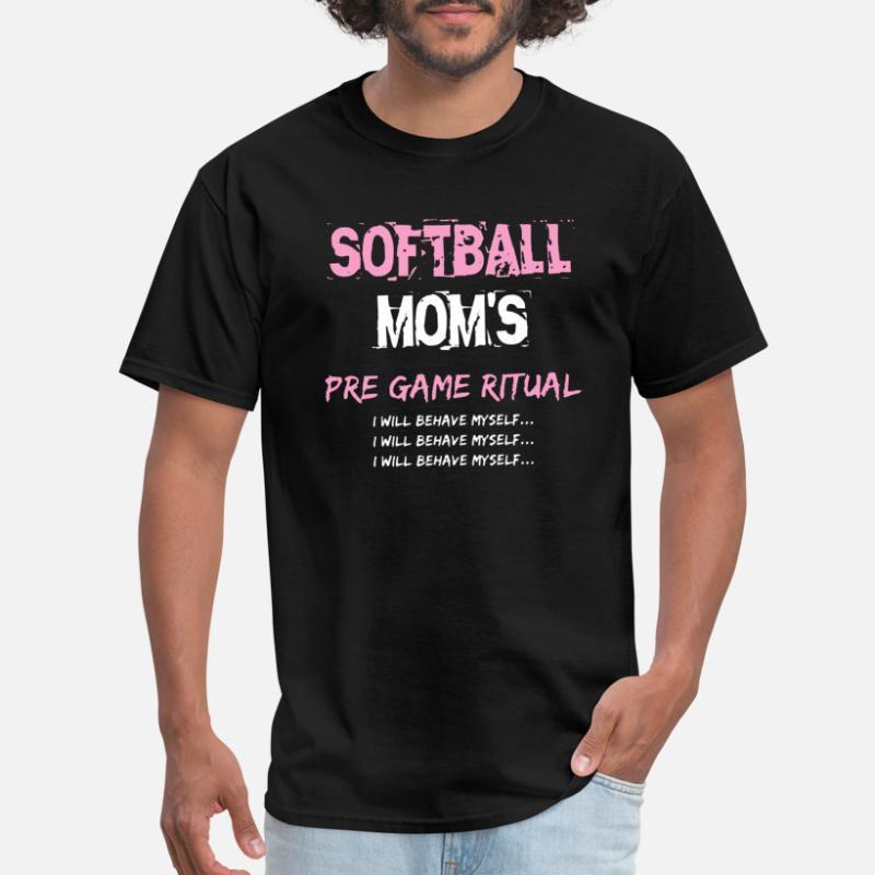 Shop Softball Mom Funny T Shirts Online Spreadshirt