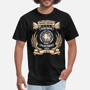 LEO STAR SIGN with ZODIAC MOON T shirt by VKG