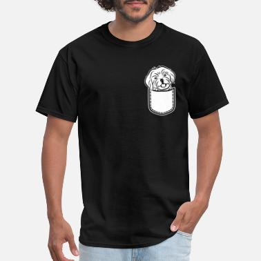 Havanese Dogs Havanese - Men's T-Shirt