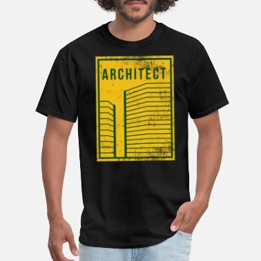 Architect Birthday Architect - Men's T-Shirt