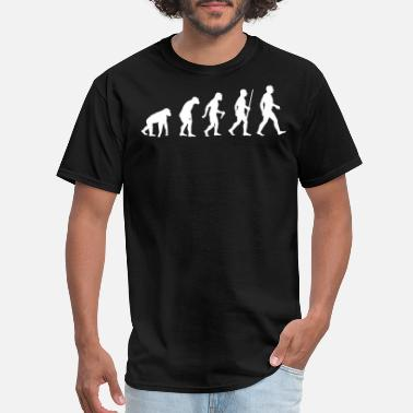 Darwin Theory Darwin Evolution Theory - Men's T-Shirt