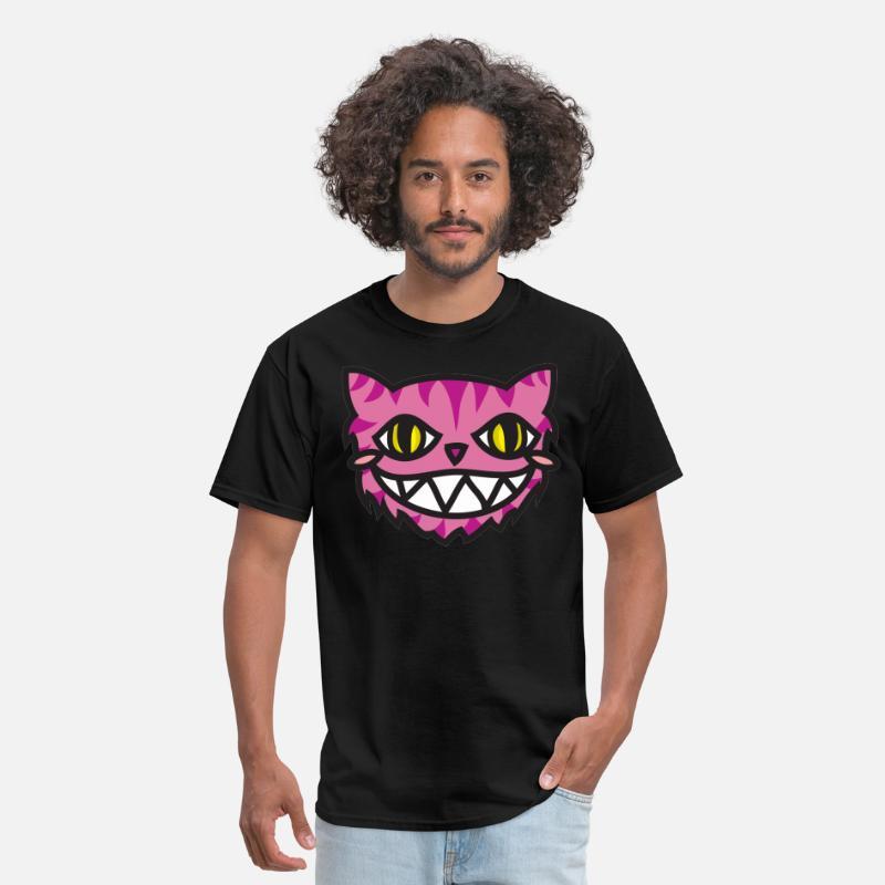 f6c20f40c66 Cheshire Cat - We re All Mad Here Men s T-Shirt