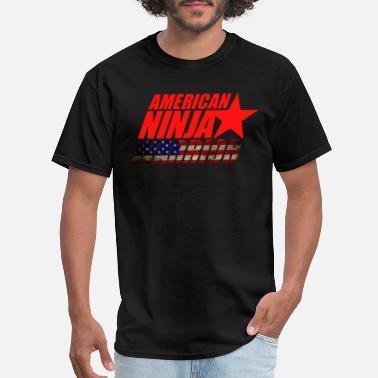 876ebfdf1f7861 American Ninja Warrior America Ninja Warrior TV Show - Men's T-