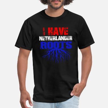 Netherlands Netherlands Country Amsterdam roots holiday - Men's T-Shirt