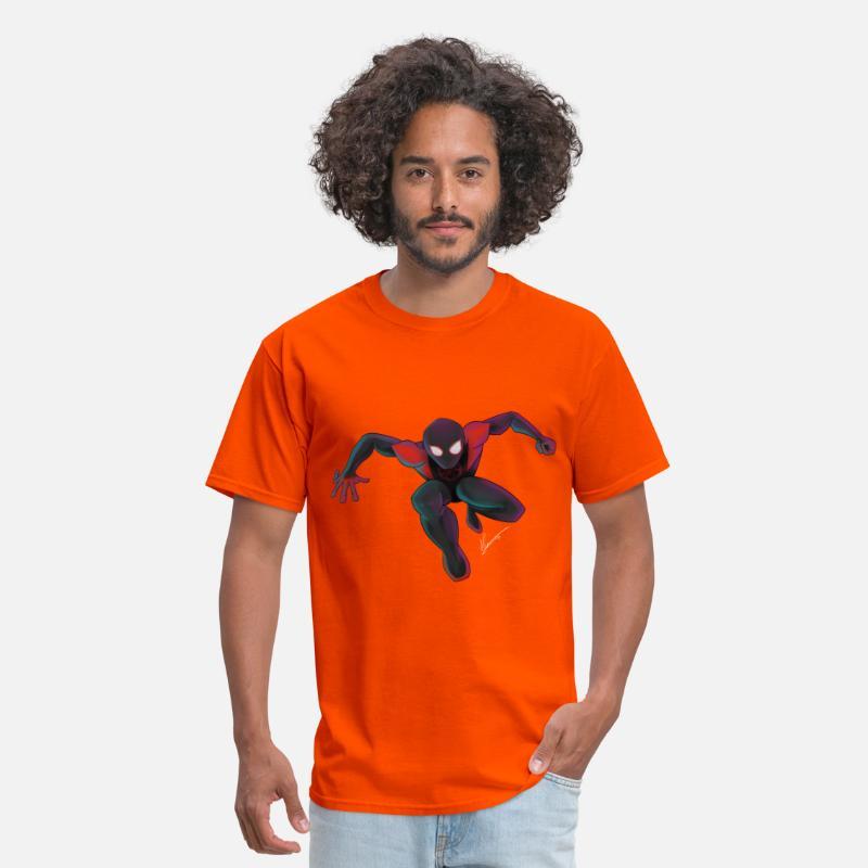 f3b3511e Miles Morales Spider-Man Men's T-Shirt | Spreadshirt