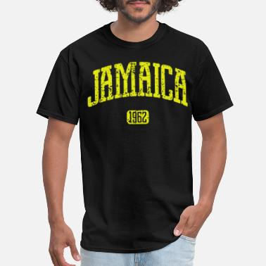 Jamaica Colors Jamaica Men and Unisex Jamaica Tee Colors jamaican - Men's T-Shirt