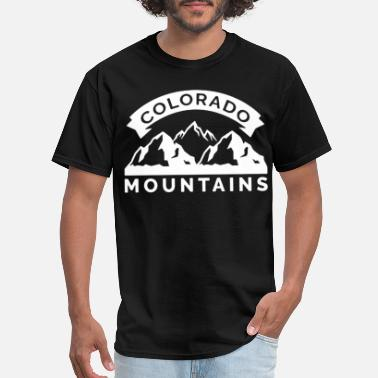 Rocky Mountain Love SALE Colorado State Rocky Mountains Home Sweatshir - Men's T-Shirt