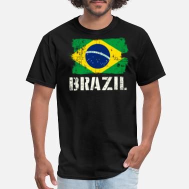Brasília World Championship Brazil Tshirt - Men's T-Shirt