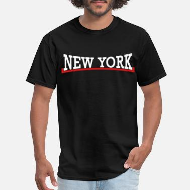 I Love Ny New York  - Men's T-Shirt