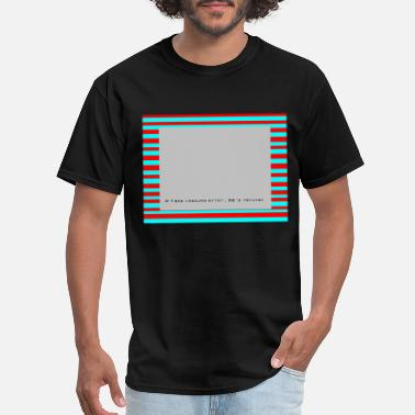 2048 Retro Gaming Tape Loading Error 80s retro revival - Men's T-Shirt
