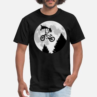 Bmx ET Tailwhip - Men's T-Shirt