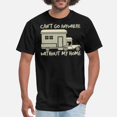 7e1b936d5ba455 Old School Vans Old School Camper Van T-Shirt Retro Car Gift Idea - Men