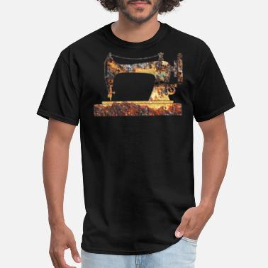 Sewing sewing machine - Men's T-Shirt