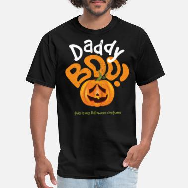 d138cf1d Daddy Boo Funny Halloween Gift for Mens - Men's ...