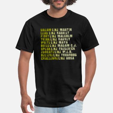 Month Black Power Black History Month Tees - Men's T-Shirt