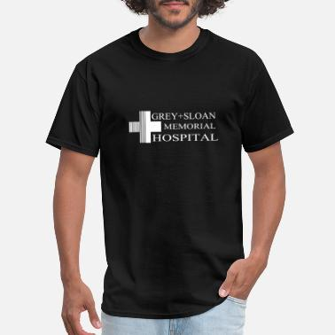 Sloane Grey Sloan Memorial Hospital - Men's T-Shirt