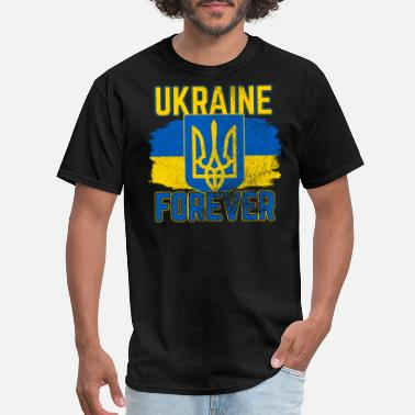 Ukraine Forever Gift Idea - Men's T-Shirt