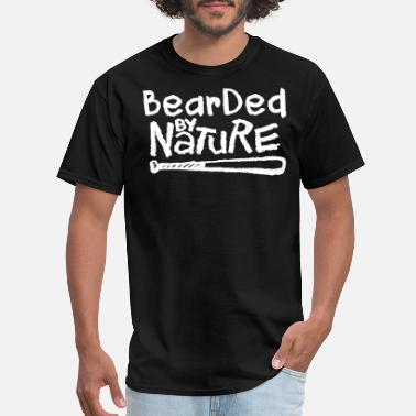 Gang Bearded By Nature - Men's T-Shirt
