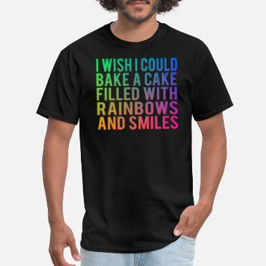 I Wish I Could Mean Girls Quote - Men's T-Shirt